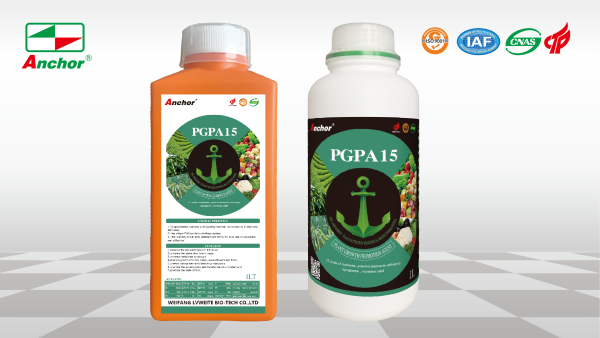 PGPA15 (Clear liquid Fertilizer)